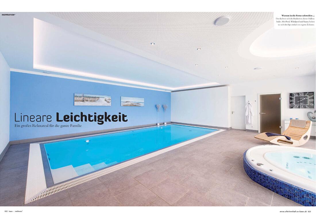 Schwimmbad Wellness Steinbauer Gmbh Ospa Schwimmbadbau Heizung
